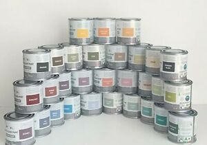 ANNIE SLOAN Chalk Paint 1 Litre and 120ml NEW - Selection of Colours Available