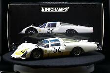 PORSCHE 906 LH Langheck Le Mans #32 Schütz v. Klerk 1966 PMA Minichamps 1:18