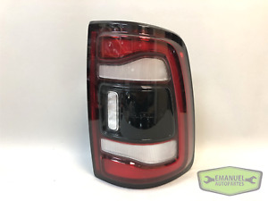 Dodge RAM 2500 3500 2019 2020 RH Right LED Tail Light OEM NEW