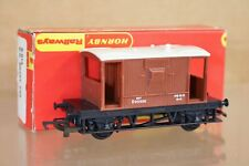 HORNBY R016 BR marron FREIN van wagon b952698 très bon état en boîte NP
