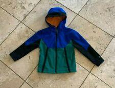 Boys Champion Multicolor Full Zip Long Sleeve Hooded Jacket Size XS 4/5