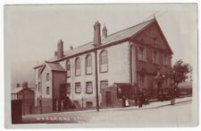 More details for workmans hall price town bridgend c 1908 - e miles photographer