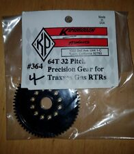 KIMBROUGH 64 Tooth 32 Pitch Precision Gear for Traxxas Gas RTRs   364