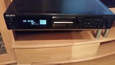 Sony MiniDisc Deck Recorder MDS-JE500  gut erhalten                            1