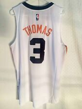 Adidas SWINGMAN 2014-15 NBA Jersey Suns Isaiah Thomas White sz XL