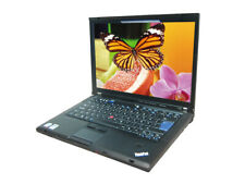Lenovo ThinkPad W500 Core2Duo T9400 2,53GHz 4GB 160GB HDD DVD-RW 1920x1080 ATI