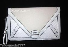 GUESS by Marciano ANNALYNNE Envelope Clutch Mini Bag Purse Wristlet Woven New