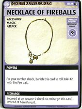 Pathfinder Adventure Card Game - 1x Necklace of bólidos-Fortress of the