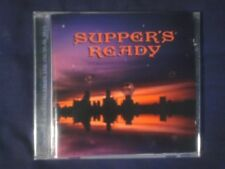 COMPILATION - SUPPER'S READY (MAGNA CARTA RR 8912 2 ROADRUNNER RECORDS ) CD