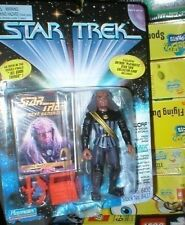 STAR TREK FINAL EPISODE ALL GOOD THINGS GOVERNOR WORF