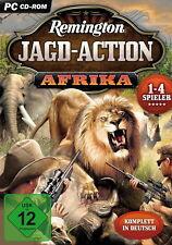 REMINGTON CACCIA-ACTION * Africa * Action/avventura-GIOCO PC CD-ROM