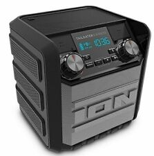 ION Audio Tailgater Express Portable Bluetooth Speaker - Black USED💥