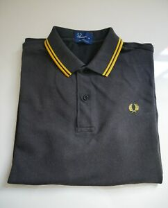 Vintage Fred Perry Black size XL