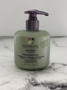 Pureology Essential Repair Leave In Conditioner 8.5 oz New. Rare