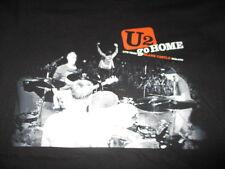 U2 Go Home Live From Slane Castle - Ireland Concert Tour (Xl) T-Shirt Bono Edge
