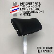 Barber Chair Headrest **Kochs, Paidar, Belmont**