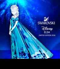 Swarovski Disney Frozen  ELSA  Crystal Figurine NIB  * Retired 2016 *    L@@K!!!
