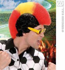 Multi Colore Mohican Parrucca Arcobaleno Punk Rocker JONNY MARCIO FANCY DRESS