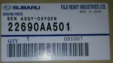 Genuine Subaru OEM Oxygen O2 Sensor 2002 Impreza WRX M/T Manual Transmission