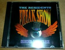 The Residents - Freak Show / CD / OVP Sealed / 1995 / USA / Original Soundtrack