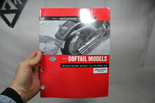 Harley Softail parts manual catalog 99455-02A NOS NEW FXST FLST 2002 EP21974