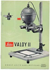Leitz Valoy II Anleitung für die vielseitige Ausbaufähigkeit
