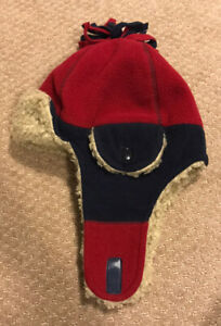 Baby Gap Sherpa Lined Trapper Beanie Winter Cap/Hat - Toddler Size 2-3 Years