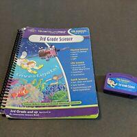 New Quantum Leap Pad 3rd Grade Science interactive Book age 8+ FUN Home School