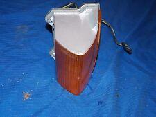 73 Cougar XR7 NOS Ford Drivers Left side signal corner light assembly