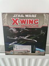 Star wars x-wing miniatures game core set With 2 Xwing, 1 Ywing,  The Millennium