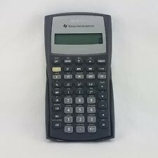 Texas Instruments BA II Plus Business Analyst Financial Calculator - Pre-owned