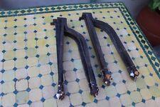 Lot de 6 Supports étagères en fer forgé 18 ème rustique ,équerres étagère