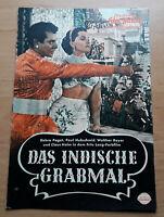 """IFB-Filmprogramm: DEBRA PAGET im FRITZ-LANG-Film """"Das indische Grabmal"""" #41"""