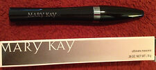 WOW Mary Kay ULTIMATE Mascara in BLACK BROWN New In Box