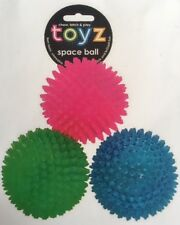 Spikey Bouncy Dog Ball, Floating Dog Toy (different sizes)