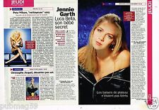 Coupure de presse 1997 (1 page 1/3) Jennie garth