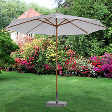 Hervorragend Sonnenschirme mit Holzgestell günstig kaufen | eBay TI03