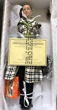 "Tonner Chase HauteDoll Exclusive Le300 16"" doll Coa Tyler Wentworth"