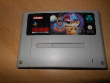 Jeux vidéo pour Nintendo SNES, capcom PAL