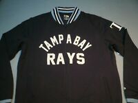 New Era Tampa Bay Rays Lineup LARGE BRAND NEW Track Jacket Zip Up TB NWT MLB