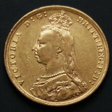 Souverain or Victoria Jubilé années variées  sovereign gold coin random years
