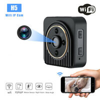 WiFi HD 720P Video Recorder Night Vision Hidden Camera Home Security Monitor