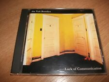 The Von Bondies Lack of Communication (CD 2002) Sympathy For The Record Industry