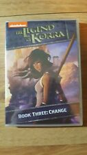 Legend of Korra: Book Three - Change (DVD, 2014, 2-Disc Set) New Sealed