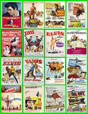 ELVIS PRESLEY (MORE MOVIE POSTERS) 16  PHOTO FRIDGE MAGNETS