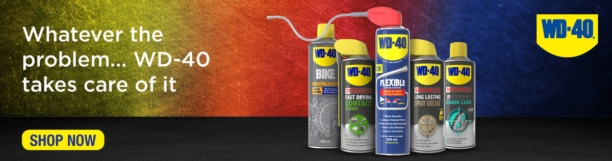 WD-40 all products