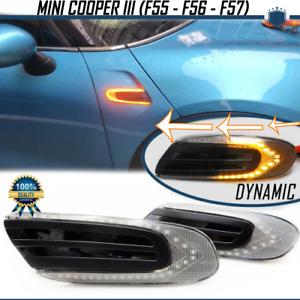 Frecce LED Dinamiche Sequenziali PER Mini Cooper F55 F56 F57 CANBUS Omologate