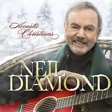 Acoustic Christmas Analog Neil Diamond LP Record