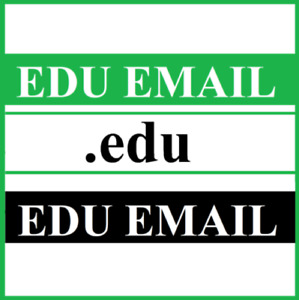 """EDU Email Student US School Educational Many BENEFITS """"CHEAP"""",** Fast Delivery**"""