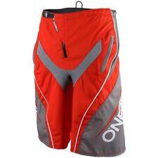 Oneal Greg Minnaar Red-grey 2018 Element FR Blocker MTB Shorts